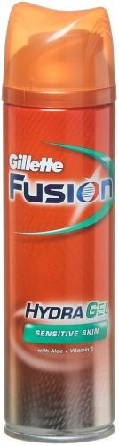 Gillette Fusion Hydra Gel Sensitive Skin 200ml